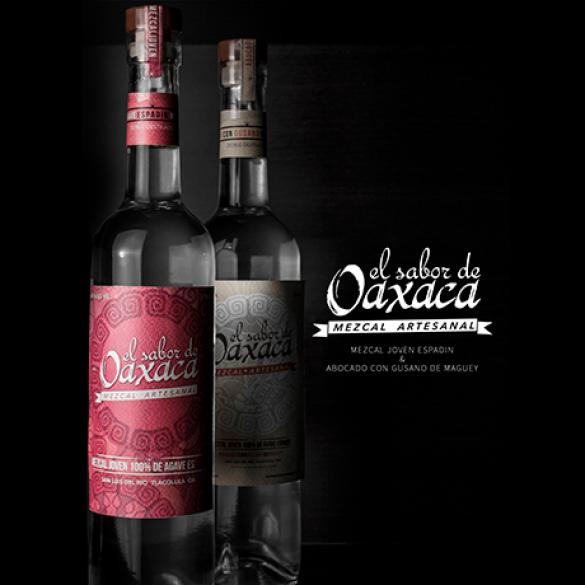 Mezcal El Sabor de Oaxaca