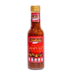 Salsa de Chapulín La Tradición 150ml