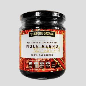 Mole Negro, El Sabor de Oaxaca, Mole 100% Oaxaqueño