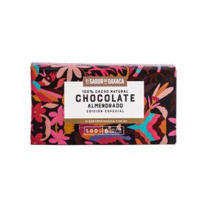 Chocolate Almendrado 500g El Sabor de Oaxaca