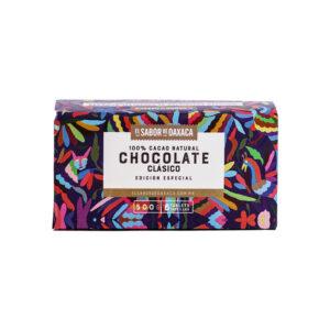 Chocolate Clásico 500g El Sabor de Oaxaca