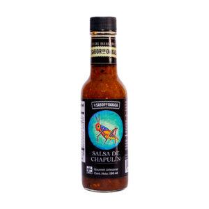 Salsa de Chapulín El Sabor de Oaxaca 150ml
