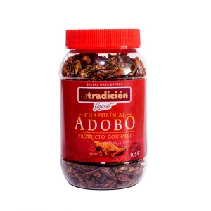 Chapulines al Adobo