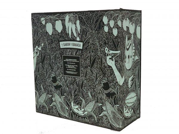 Caja de Regalo con Mezcal