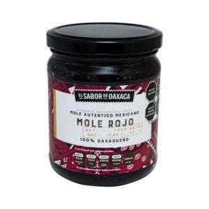 Mole Rojo 500g
